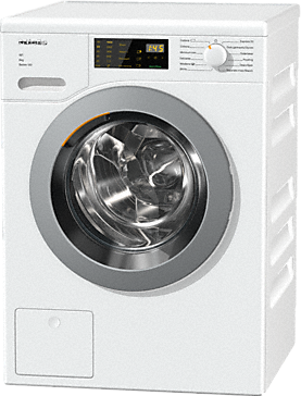 WDD 025 8kg Series 120 - W1 Classic front-loading washing machine